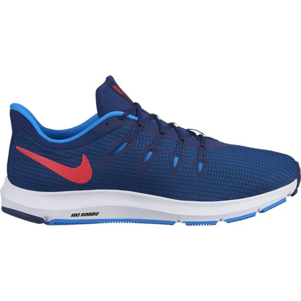Nike Quest Men's Running Shoe Blue/Red