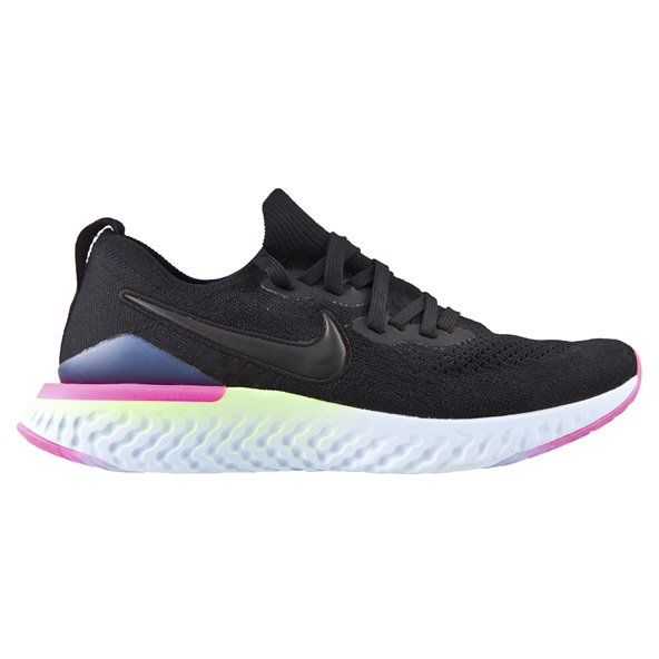 Nike Epic React Flyknit 2 Men's Running Shoe, Black
