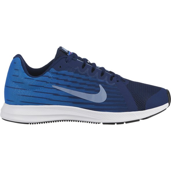 Nike Downshifter 8 Boys' Running Shoe, Blue