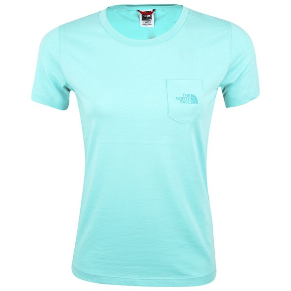 The North Face Extent Logo Women's T-Shirt Blue