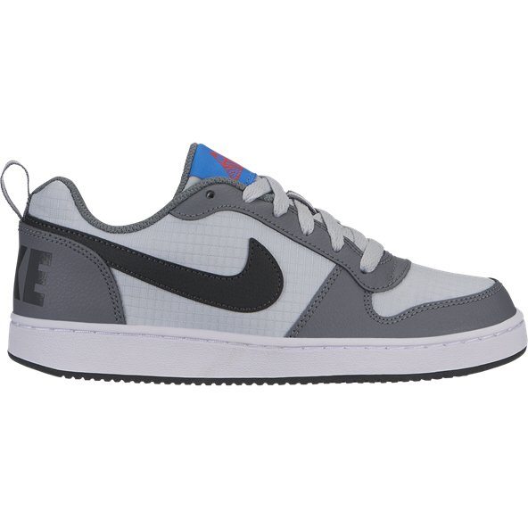 Nike Court Borough Low Boys' Trainer, Grey