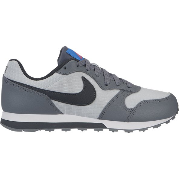 Nike MD Runner 2 Boys' Trainer, Platinum