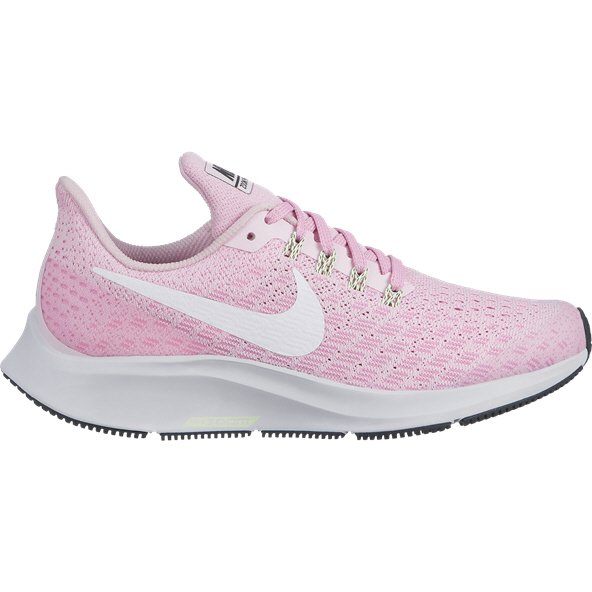 Nike Air Zoom Pegasus 35 Girls' Running Shoe, Pink