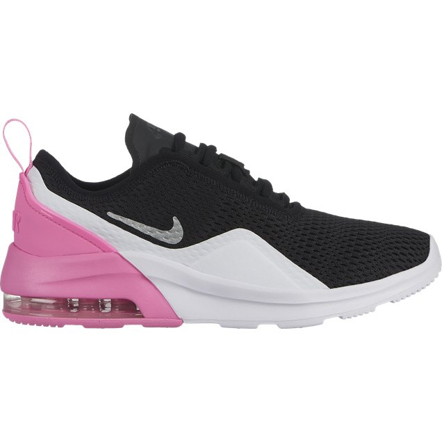 c961b5996b5 ... Black  Nike Air Max Motion 2 Girls  Trainer