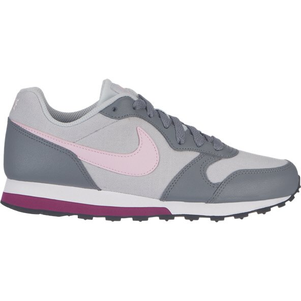 Nike MD Runner 2 Girls' Trainer, Platinum