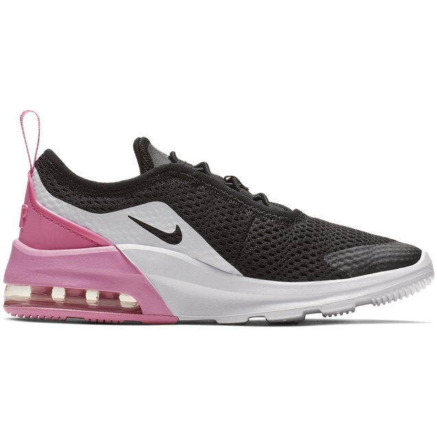 Nike Air Max Motion 2 Junior Girls' Trainer, Black