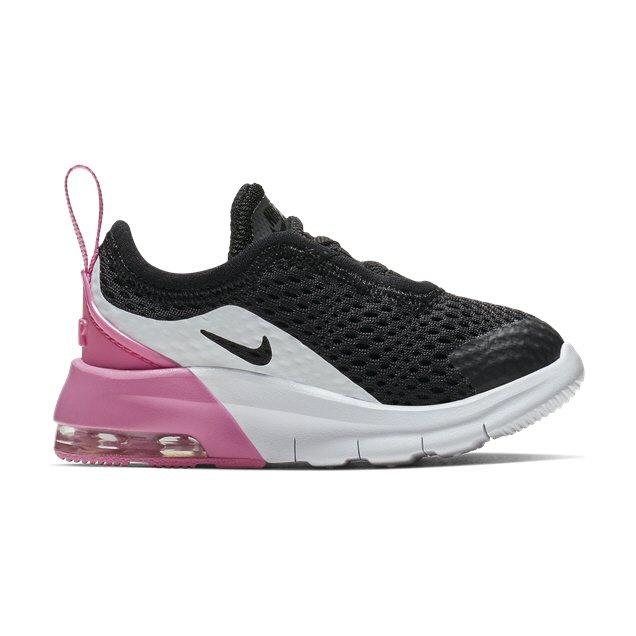 d234356a9f2 ... Black  Nike Air Max Motion 2 Infant Girls  Trainer