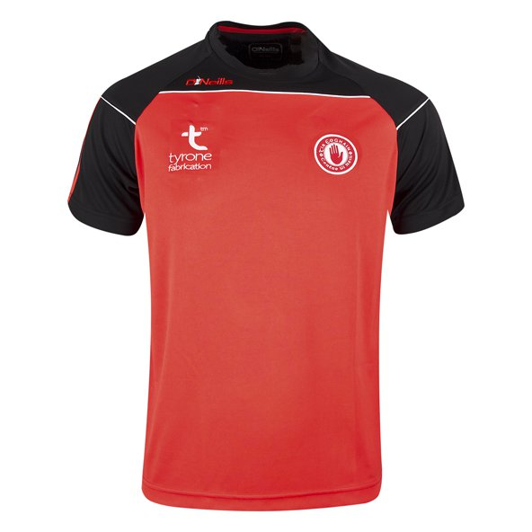 O'Neills Tyrone Aston Men's T-Shirt, Red