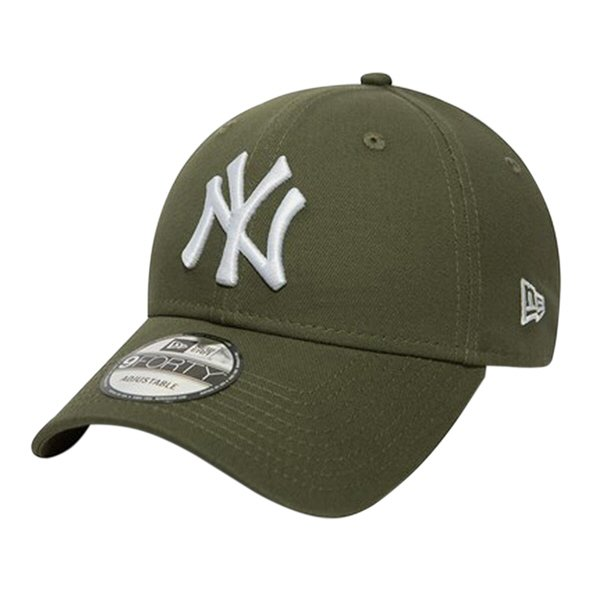 New Era 9Forty NY Yankees Cap, Green