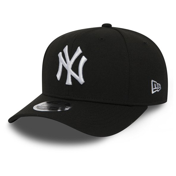 NewEra 9Forty StretchSnap NY Yankees Blk