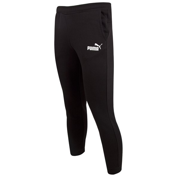 Puma ESS Logo Sweat Slim Pants Boy Black