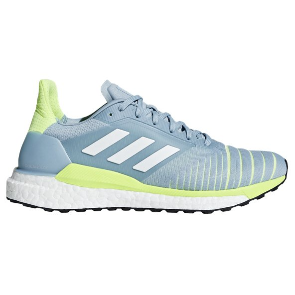 adidas Solar Glide Women's Running Shoe, Grey