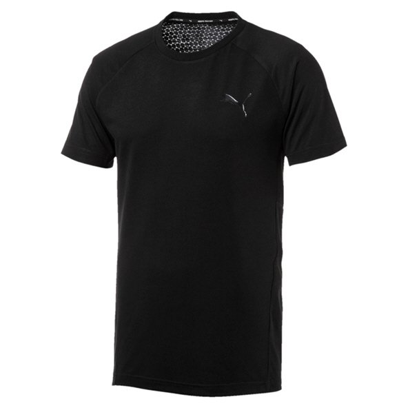 Puma Evostripe Move Men's T-Shirt, Black