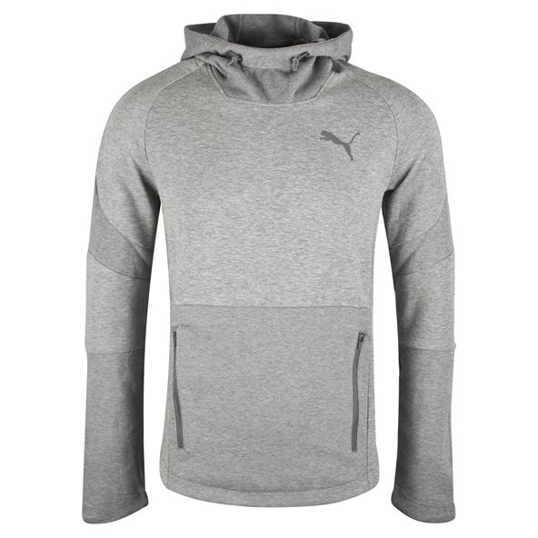 Puma Evostripe Move Men's Hoody, Grey