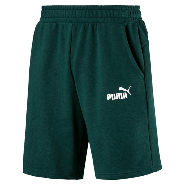 "Puma Amplified 9"" Men's Shorts Green"