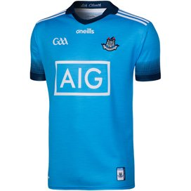 O'Neills Dublin 2019 Home Player Fit Jersey Blue