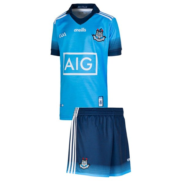 O'Neills Dublin 2019 Kids' Home Kit, Blue