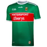 O'Neills Mayo 2019 Home Jersey, Green