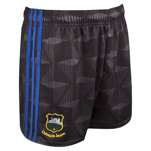 O'Neills Tipperary 2019 Alt Kids' GK Short, Black