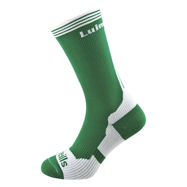O'Neills Limerick 2019 Kids' Home Midi Sock, Green