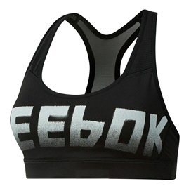Reebok Hero Racer Women's Bra Black