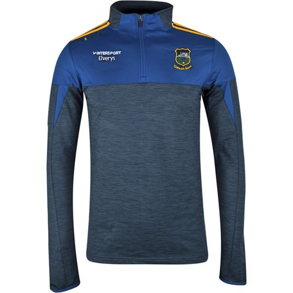 O'Neills Tipperary Cronin ½ Zip Brushed Top, Navy