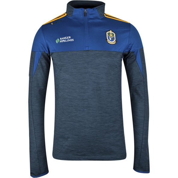 O'Neills Roscommon Cronin ½ Zip Brushed Top, Navy