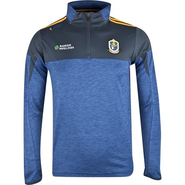 O'Neills Roscommon Cronin ½ Zip Mid Layer Top, Blue