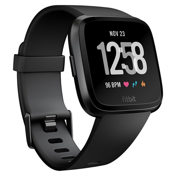 Fitbit Versa™ Smart Watch, Black
