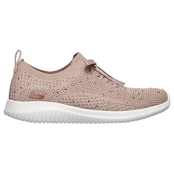 Skechers Ultra Flex Strolling Out Women's Fitness Shoe, Rose