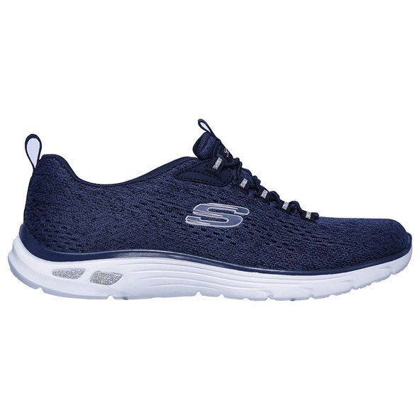 Skechers Empire D'Lux Women's Trainer, Navy