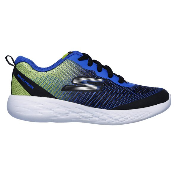 Skechers Go Run 600 Haddox Boys' Trainer, Black