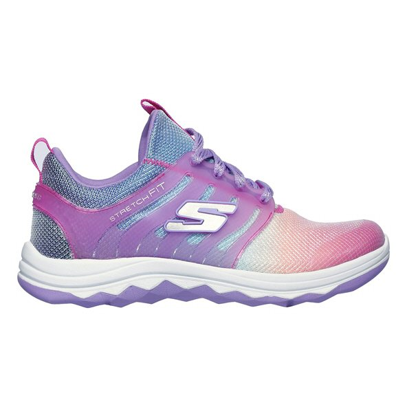Skechers Diamond Runner Girls' Trainer, Pink