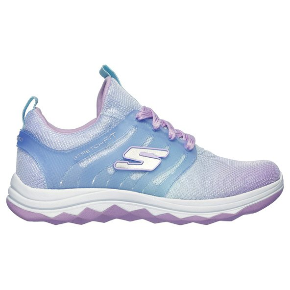 Skechers Diamond Runner Girls' Trainer, Lavender