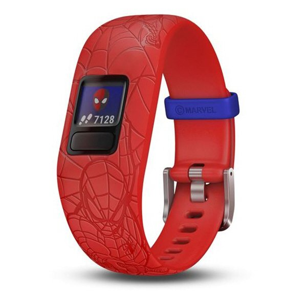 Garmin Vivofit® Junior 2 - Spiderman, Red