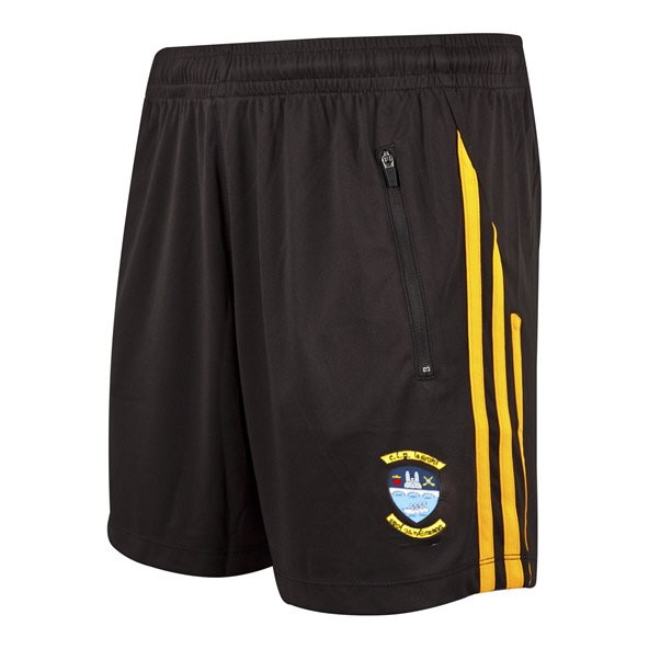 O'Neills Westmeath Cronin Kids' Short, Black
