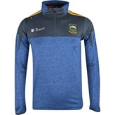 O'Neills Tipperary Cronin Kids' ½ Zip Mid Layer Top, Blue