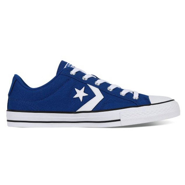f0c6d37be97594 Converse Star Player Ox Men s Trainer Blue White ...
