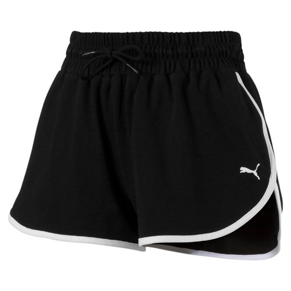 Puma Women Summer Shorts Black