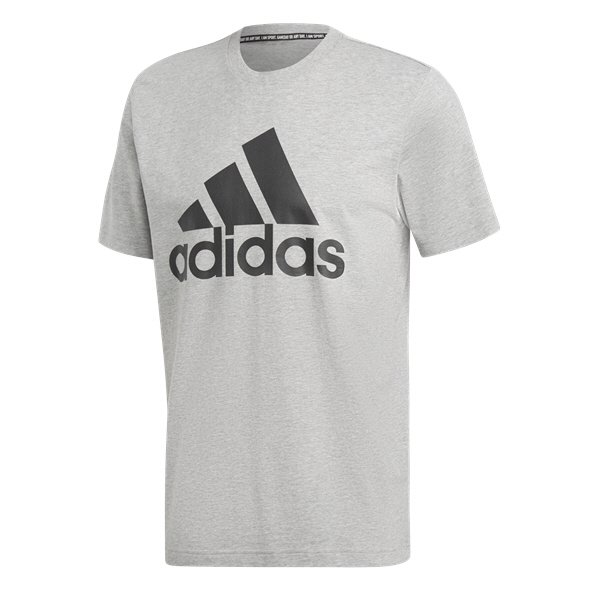 adidas BOS Men's T-Shirt, Grey