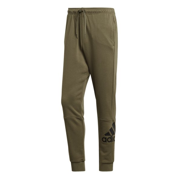 adidas BOS Men's Tapered Pant, Green