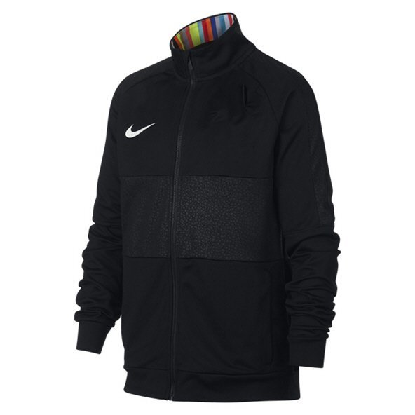 Nike Dry Mercurial Boys' Track Jacket, Black