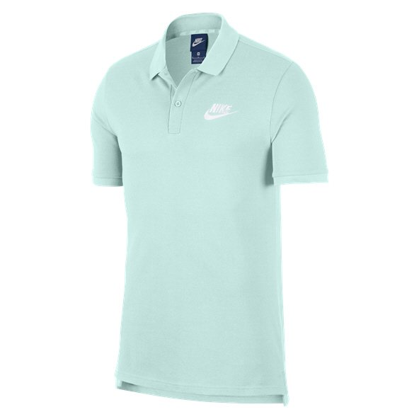 Nike Swoosh Matchup Men's Polo, Teal