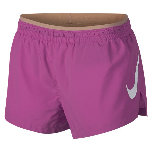 Nike Elevate Track Women's Short, Fuchsia