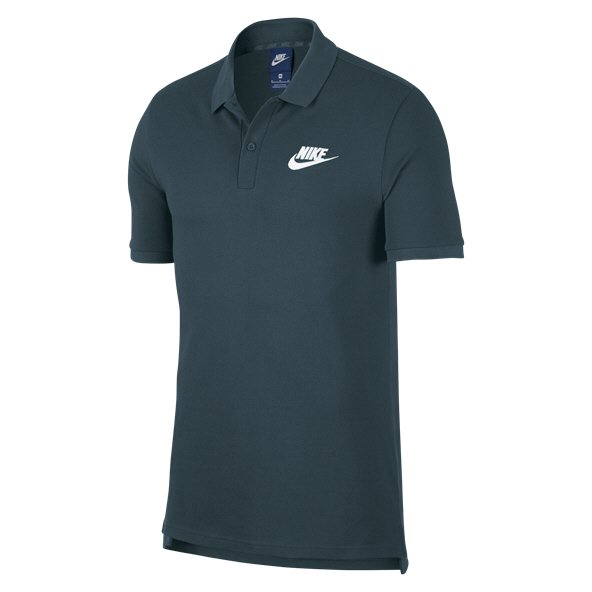 Nike Swoosh Matchup Men's Polo, Nightshade