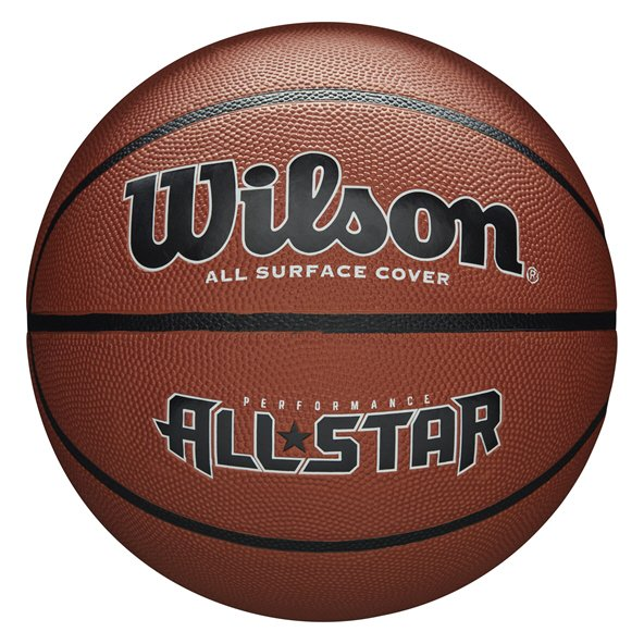 Wilson Performance All Star Orange