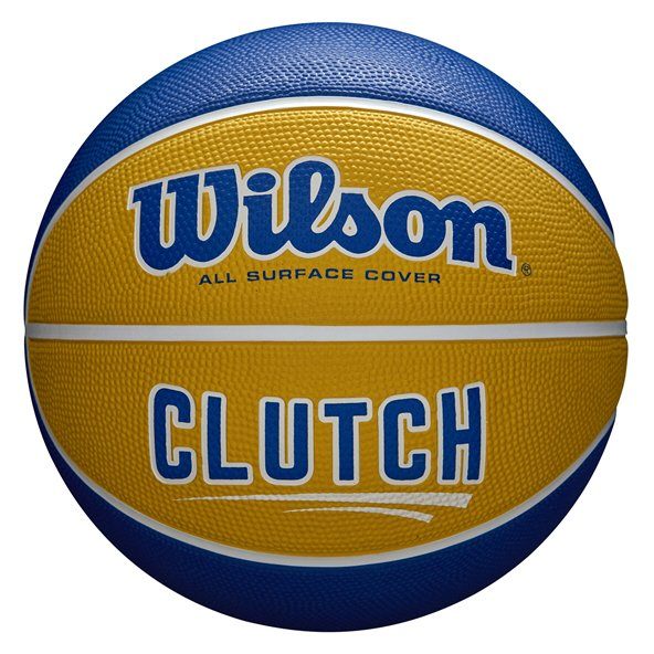 Wilson Clutch Yellow/Blue - 7