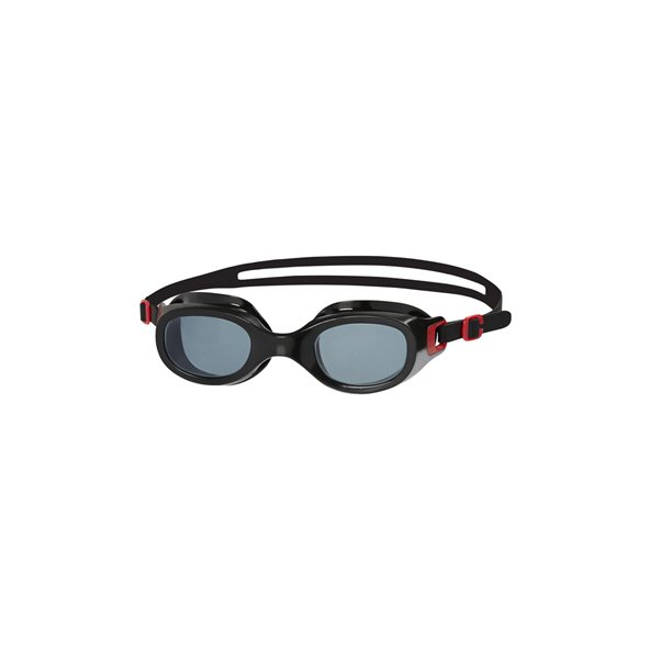 Speedo Futura Classic Goggle Red/Smoke