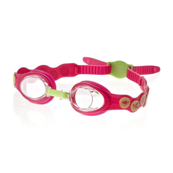 Speedo Sea Squad Design Goggles Pink