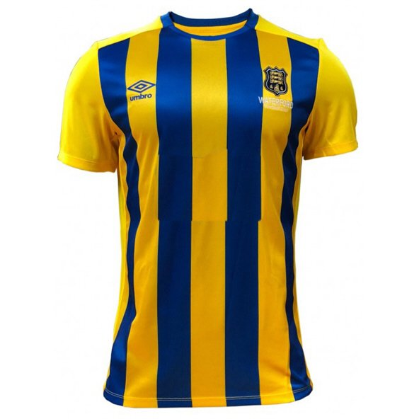 Umbro Waterford FC 2019 Kids' Away Jersey, Yellow